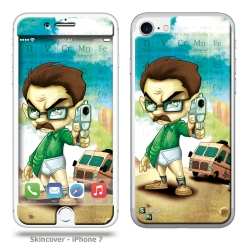 Skincover® iPhone 7 - Walter-W By Vinz El Tabanas