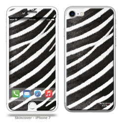 Skincover® iPhone 7 - Zebre