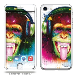 Skincover® iPhone 7 - Dj Monkey By P.Murciano