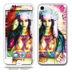 Skincover® iPhone 7 - L'attrapeuse de rêves By P.Murciano