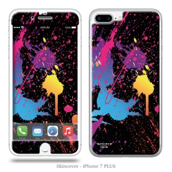 Skincover® iPhone 7 Plus - Abstrart 2