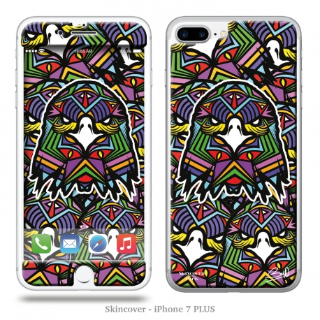 Skincover® iPhone 7 Plus - Aigle By Baro Sarre