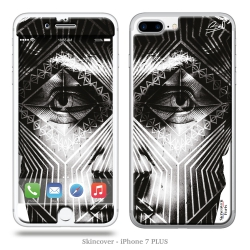 Skincover® iPhone 7 Plus - Angelo By Baro Sarre