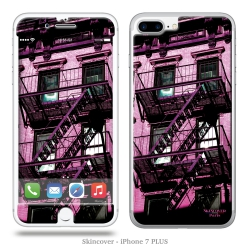 Skincover® iPhone 7 Plus - Appart Pink By Paslier