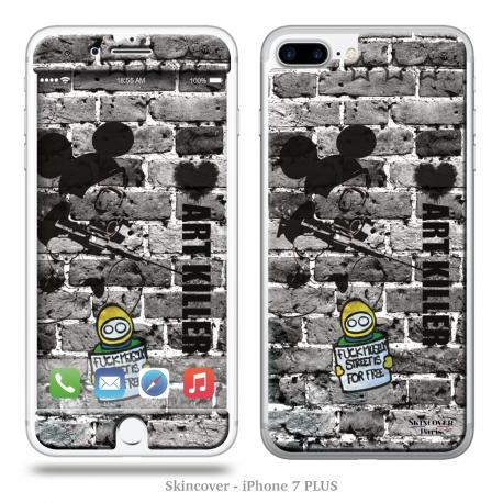 Skincover® iPhone 7 Plus - Art Killer