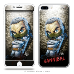 Skincover® iPhone 7 et 8 Plus - Baby Hannibal By Vinz El Tabanas