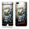 Skincover® iPhone 7 Plus - Baby Hannibal By Vinz El Tabanas