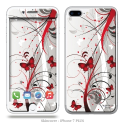 Skincover® iPhone 7 Plus - Butterfly