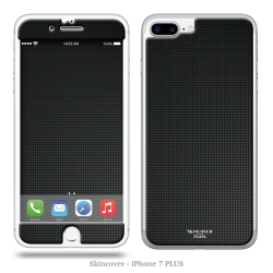 Skincover® iPhone 7 Plus - Carbon