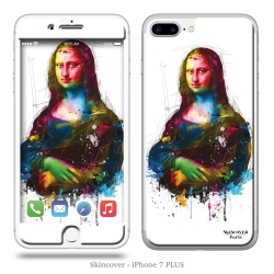 Skincover® iPhone 7 et 8 Plus - Da Vinci Pop By P.Murciano