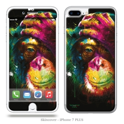 Skincover® iPhone 7 et 8 Plus - Darwin By P.Murciano