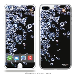 Skincover® iPhone 7 et 8 Plus - Diamonds