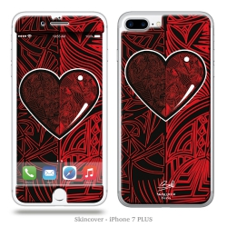 Skincover® iPhone 7 et 8 Plus - Extra-Lucide By Baro Sarre