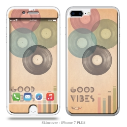 Skincover® iPhone 7 et 8 Plus - Good Vibe