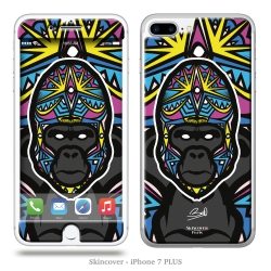 Skincover® iPhone 7 et 8 Plus - Gorille By Baro Sarre