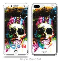 Skincover® iPhone 7 et 8 Plus - Hendrix By P.Murciano