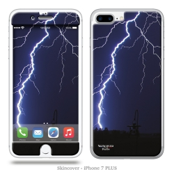Skincover® iPhone 7 et 8 Plus - Lightning