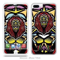 Skincover® iPhone 7 et 8 Plus - Lion By Baro Sarre