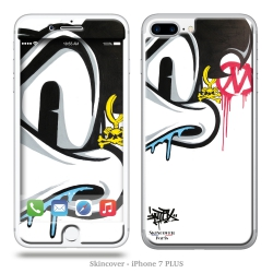 Skincover® iPhone 7 et 8 Plus - Mad Vendetta By Intox