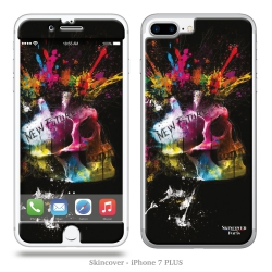 Skincover® iPhone 7 et 8 Plus - New Future By P.Murciano