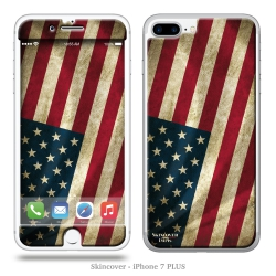 Skincover® iPhone 7 et 8 Plus - Old Glory