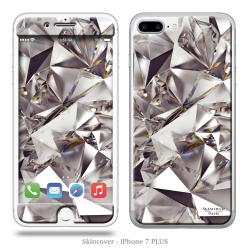 Skincover® iPhone 7 Plus - Polygon