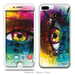 Skincover® iPhone 7 et 8 Plus - Requiem By P.Murciano