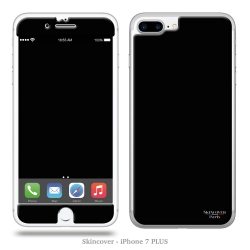 Skincover® iPhone 7 Plus - Skin Black