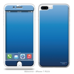 Skincover® iPhone 7 Plus - Skin Blue