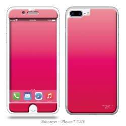 Skincover® iPhone 7 Plus - Skin Pink