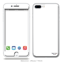Skincover® iPhone 7 Plus - Skin White