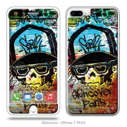 Skincover® iPhone 7 Plus - Street Colors By Wallaceblood