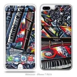 Skincover® iPhone 7 Plus - Street Symphonie By Intox