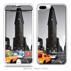 Skincover® iPhone 7 Plus - Taxi NYC By Paslier