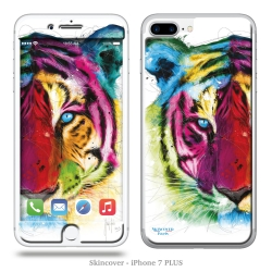Skincover® iPhone 7 Plus - Tiger By P.Murciano