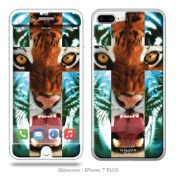Skincover® iPhone 7 Plus - Tiger Cross