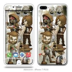 Skincover® iPhone 7 Plus - Walking-D By Vinz El Tabanas