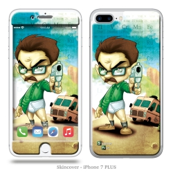 Skincover® iPhone 7 Plus - Walter-W By Vinz El Tabanas