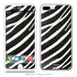 Skincover® iPhone 7 Plus - Zebre