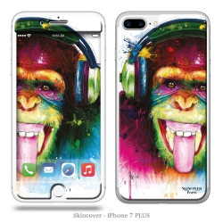 Skincover® iPhone 7 Plus - Dj Monkey By P.Murciano