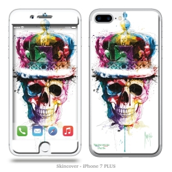 Skincover® iPhone 7 Plus - God save the queen By P.Murciano