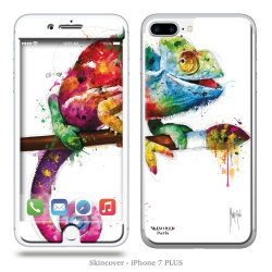 Skincover® iPhone 7 Plus - Pop Evolution By P.Murciano