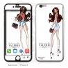 Skincover® iPhone 6/6S - colors by Mlle Valérie