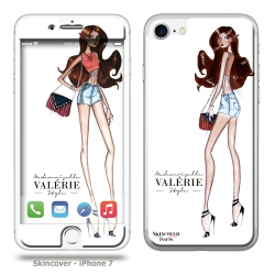 Skincover® iPhone 7 - Colors by Mlle Valérie