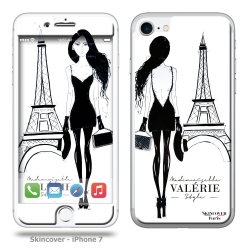 Skincover® iPhone 7 - Madame by Mlle Valérie