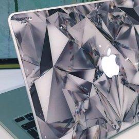 "Skincover® MacBook 13"" - Polygon"