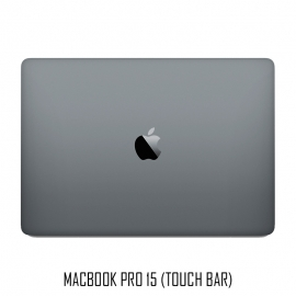 Skincover® Macbook 15' Touch Bar - Personnalisé