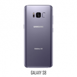 Skincover® Galaxy S8 - Personnalisé