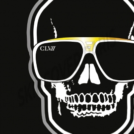 Skull by CLVII