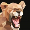 Lion by Wize & Ope